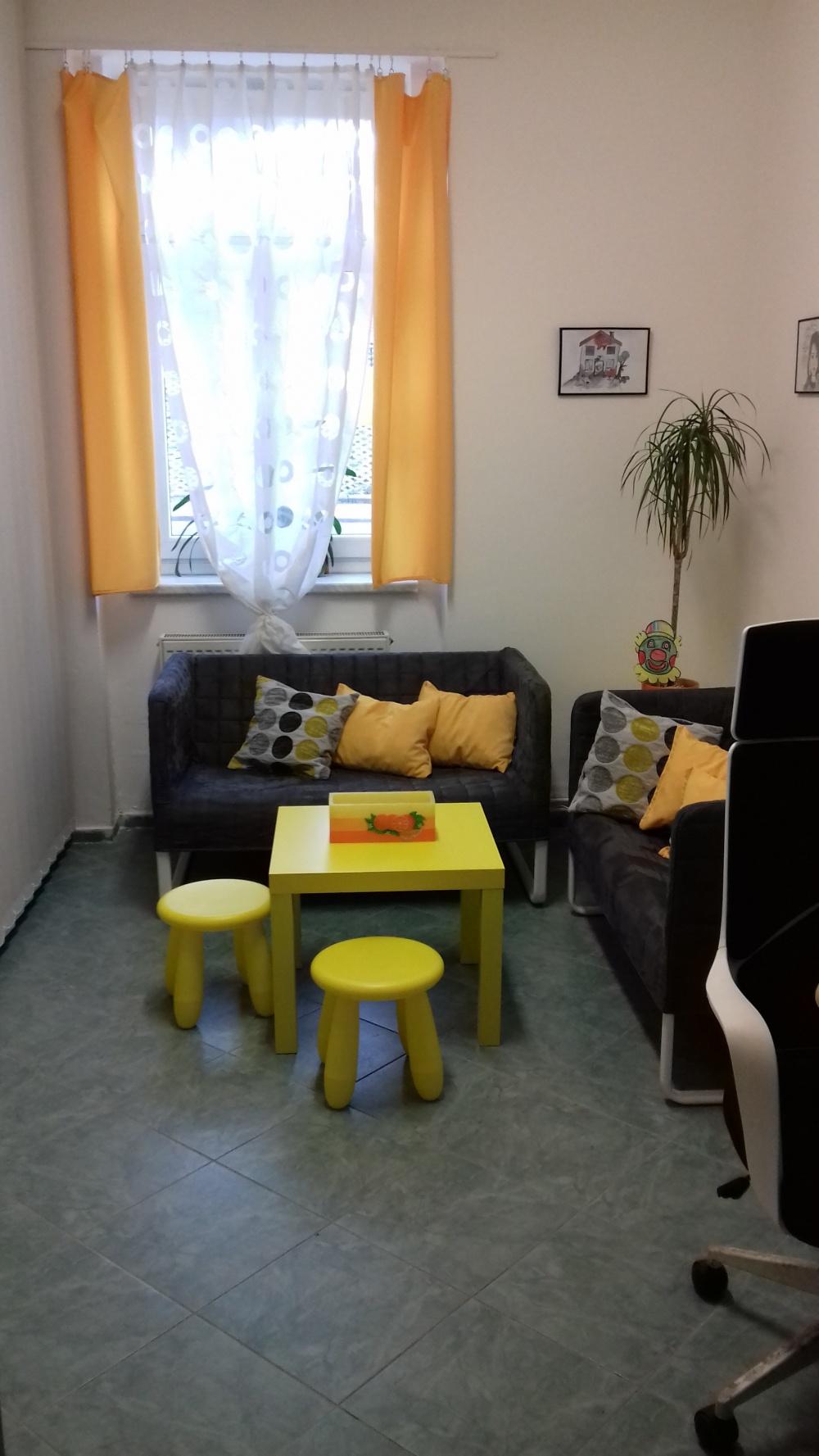 Nová konzultační místnost v Ústí nad Labem